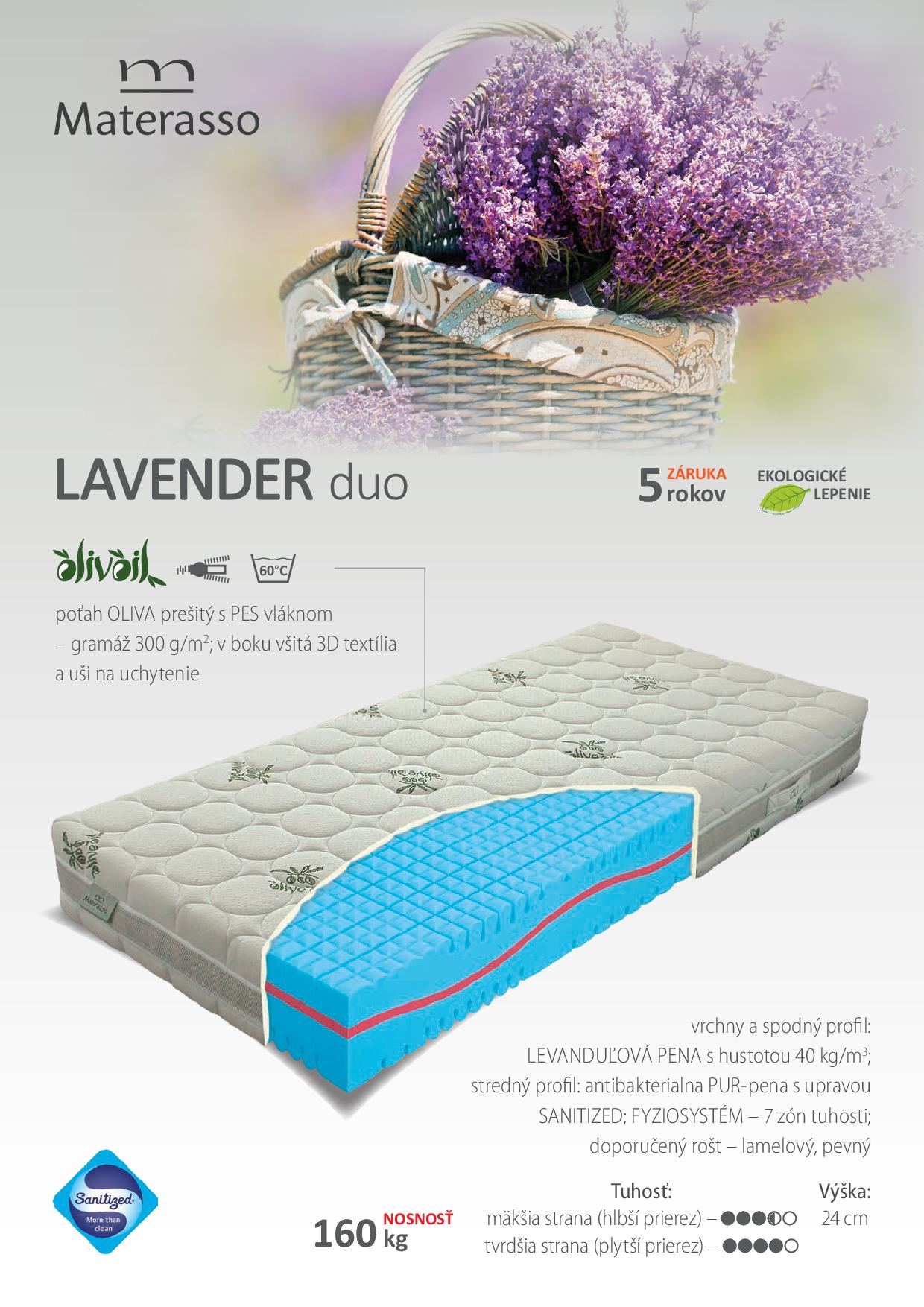 Lavender Duo