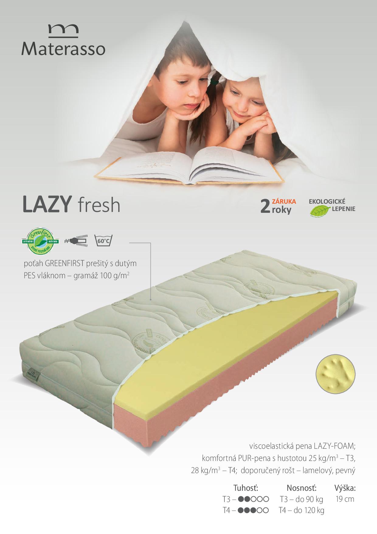 Lazy fresch