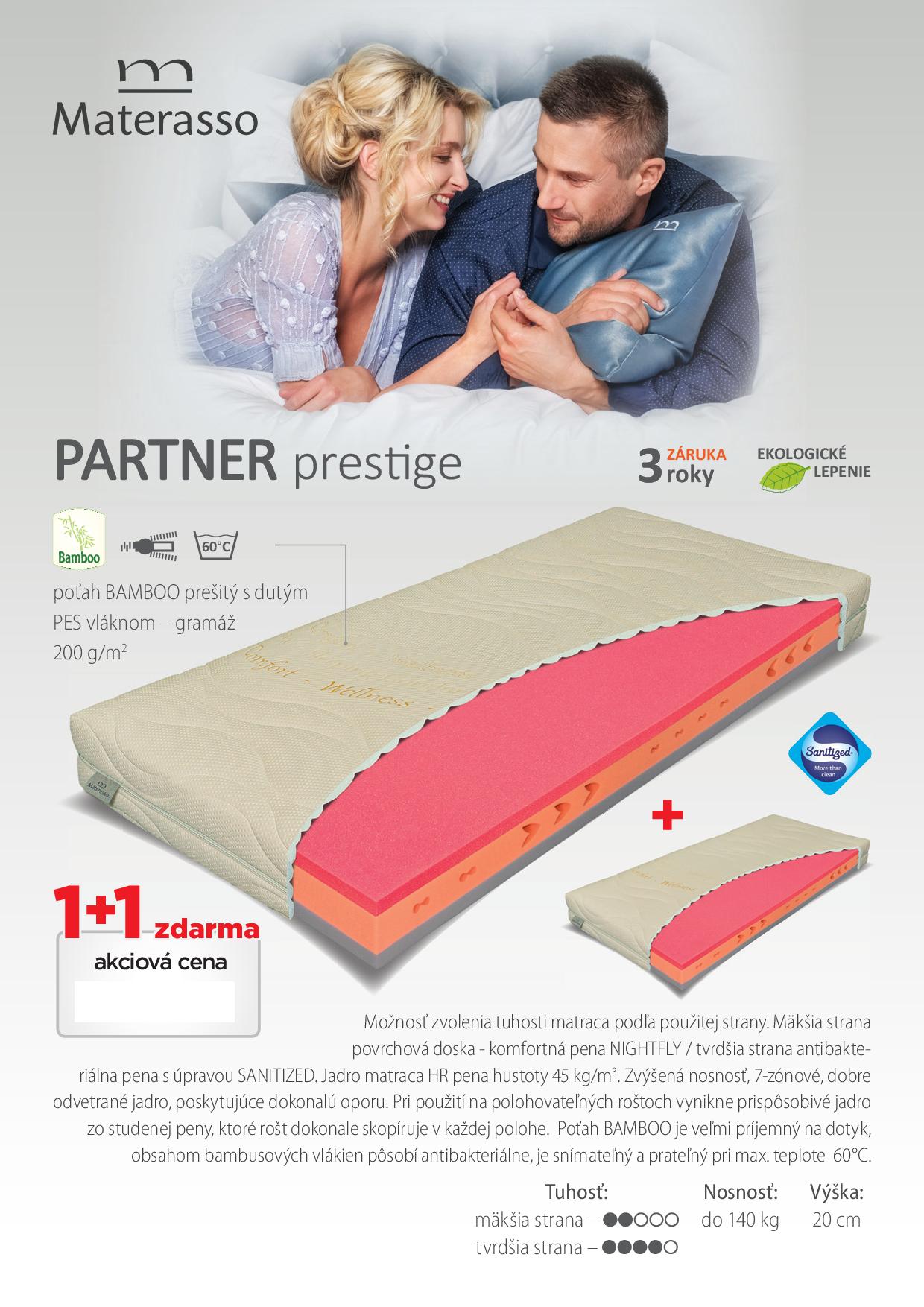Partner prestige