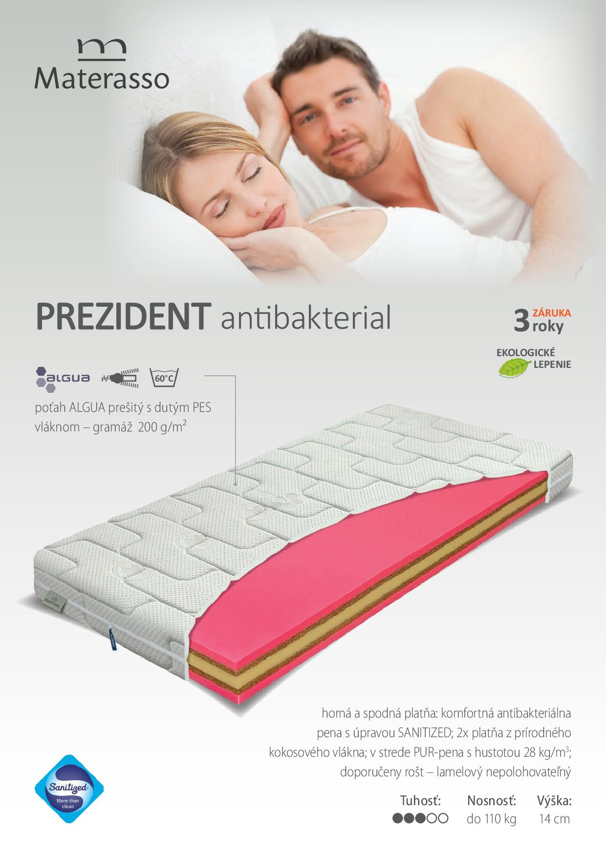 Prezident antibakterial