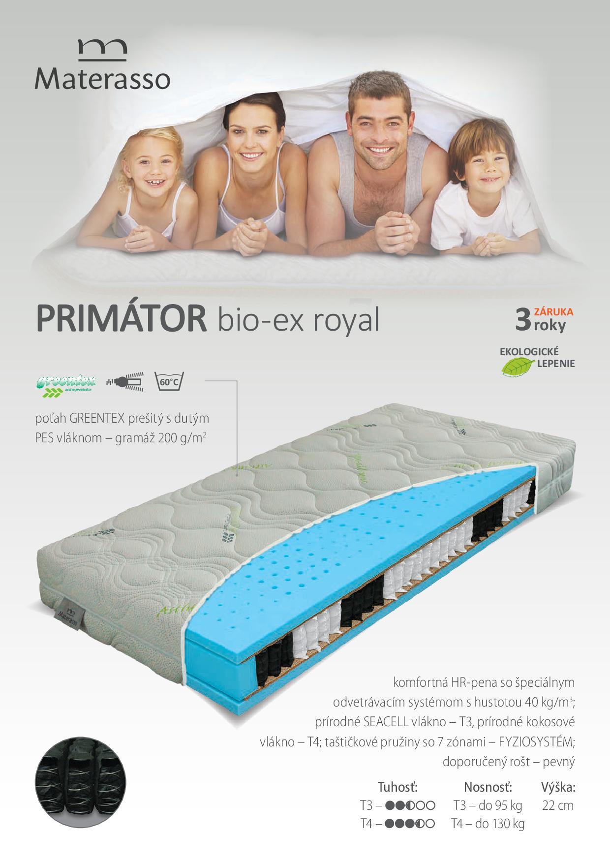 Primátor bio ex royal