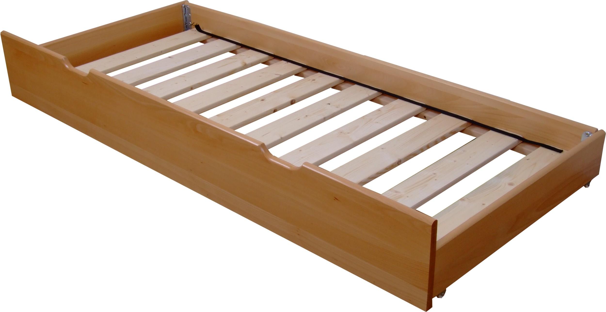 Pristelka pod posteľ