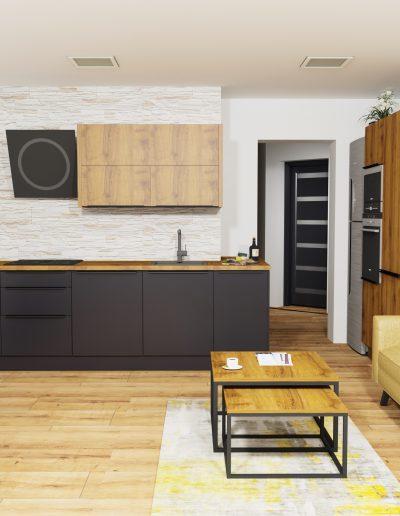 kuchyna s obyvačkou 1.1