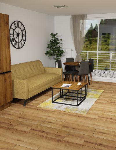 kuchyňa s obývačkou 1.2