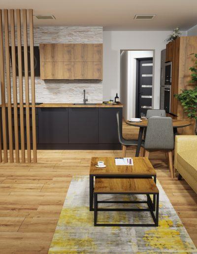 kuchyňa s obývačkou 1.5